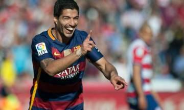 La Liga: Suarez outguns Messi, Ronaldo to fire Barca to title