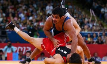 Sushil Kumar not part of Wrestling Federation of India's Rio camp