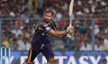 IPL 2016: Yusuf Pathan propels KKR to victory in rain-hit tie