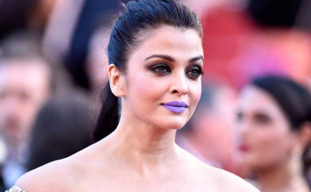 Image result for aishwarya purple lipstick at cannes