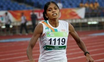 Tintu Luka aiming to run under two-minute races: Usha