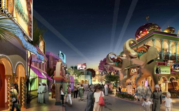 Dubai set to woo tourists with Bollywood-themed park