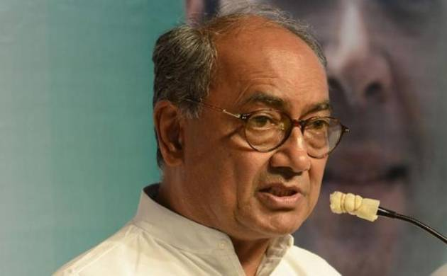 Industries facing disaster, says Digvijaya Singh on Narendra Modi government's second anniversary.