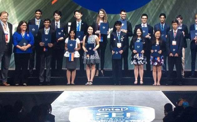 Intel ISEF Awards 2016