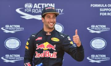 Daniel Ricciardo secures maiden pole for Monaco GP