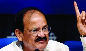 Acting tough to bring back black money: Venkaiah Naidu