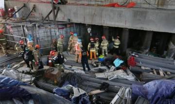 4 dead, 10 hurt in South Korean construction explosion