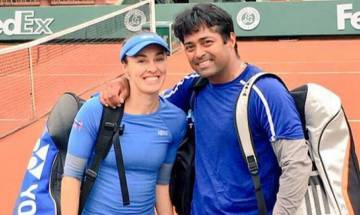 French Open: Leander Paes completes mixed doubles Career Slam