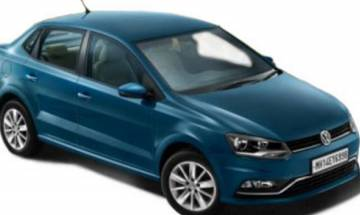 Volkswagen launches Ameo in India, price starting at Rs 5.24 lakh