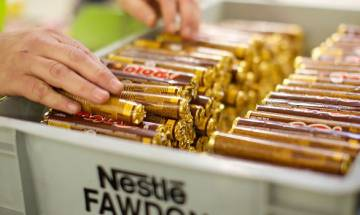 Nestle strikes partnership with Alibaba to market its products