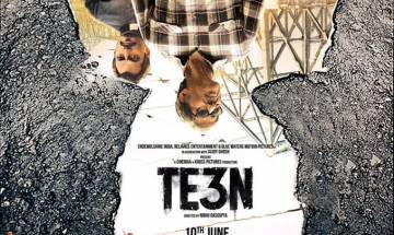 TE3N Movie Review: Big B's show is nothing like a 'Montage'