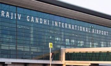 3.26 kg of gold seized at Rajiv Gandhi International Airport