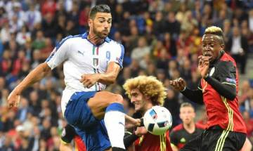 Euro Cup 2016: Italy celebrate on road to redemption against Belgium