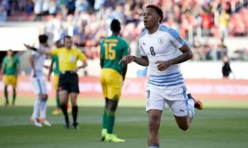 Copa America: Uruguay snaps five-game winless streak