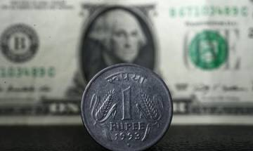 Rupee snaps 4-day losing streak, up 12 paise to 67.15