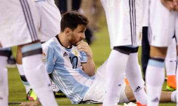 Lionel Messi announces retirement from international football