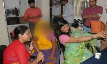 Rajasthan women's panel member who clicked selfie with rape victim resigns