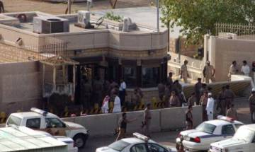 Suicide bomber strikes in Saudi Arabia close to US consulate in Jeddah