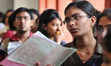 DU second cut off list 2016 released; considerable drop in percentages
