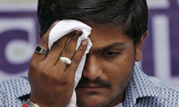 Hardik Patel gets bail, but to stay out of Gujarat for six months