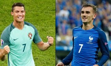 Euro 2016 final: It will be clash between Antoine Griezmann, Cristiano Ronaldo