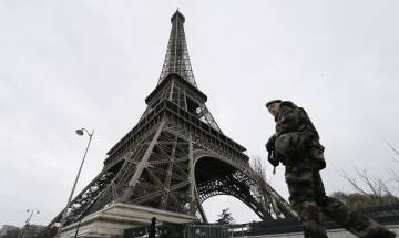 Eiffel Tower closed today after Euro 2016 clashes