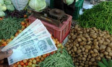 Retail inflation edges up to 22-month high of 5.77 per cent