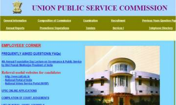 UPSC CDS II Exam 2016: Official notification released at upsc.gov.in