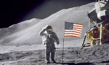 47th anniversary of humanity's giant leap in 1969, Neil Armstrong landed on Moon