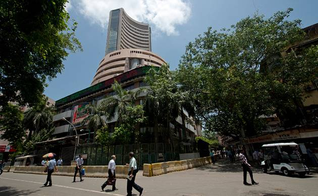 View of Bombay Stock Exchange (Source: Getty)