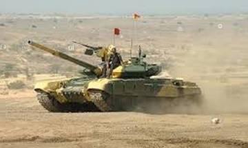 Indian tanks near China border may hurt investments says China's Media