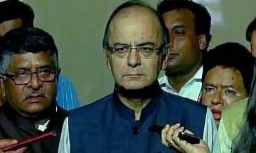 GST Bill passage: Who said what