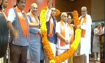 Vijay Rupani to take oath as new Gujarat CM on Sunday