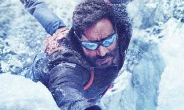 Ajay Devgn's 'Shivaay' trailer out, death defying stunts grace it