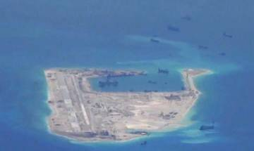 Chinese military buildup in South China Sea challenges Xi's statement: US