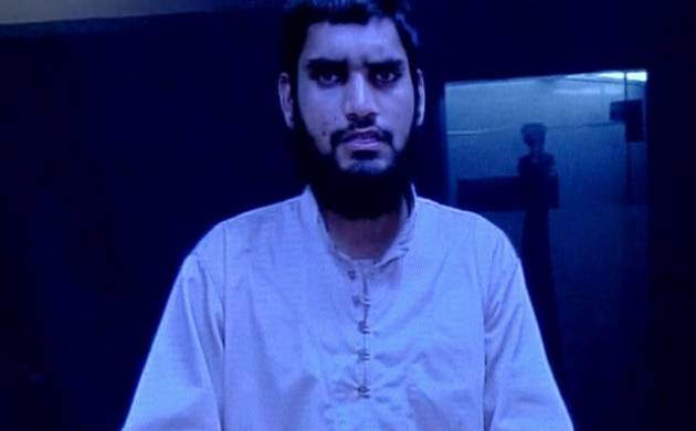 Captured LeT terrorist Bahadur Ali (Source: ANI)