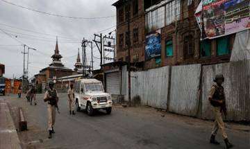 Kashmir unrest: Curfew enters 40th day in parts of the Valley