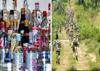 Top 5 news at 1pm on Aug 17: Hooch tragedy in Bihar; 4 naxals killed in encounter and more