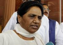 Top 5 stories at 9 PM: Mayawati alleges 'jungle raj' in UP, new Guv for 4 states and more