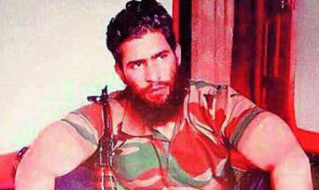 Hizbul Mujahideen projects Zakir Rashid Bhat as militant Burhan Wani's successor in Kashmir