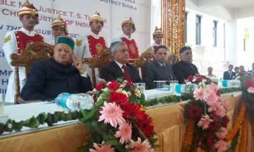 Unpolluted, speedy justice still a distant dream, says CJI TS Thakur