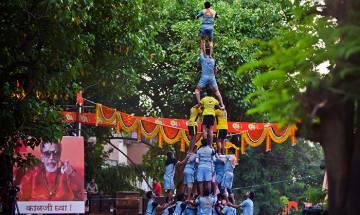 Janmashtami celebrations: Organisers flout SC ruling as 'heightened' Dahi Handi revelry continues in Maharashtra