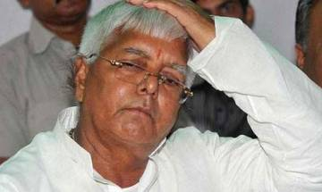 Opposition attack RJD chief Lalu Prasad Yadav for his 'Ganga at one's doorstep' remark