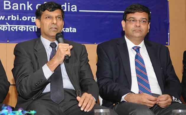 Raghuram Rajan and Urjit Patel (Source: Getty)