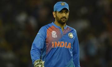 US special market for cricket, says Dhoni ahead of India's first international match on American soil