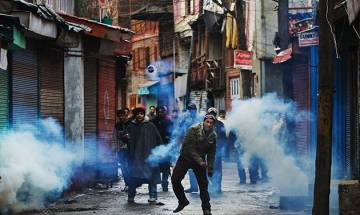 In US, Manohar Parrikar blames Pakistan for fomenting troubles in Kashmir