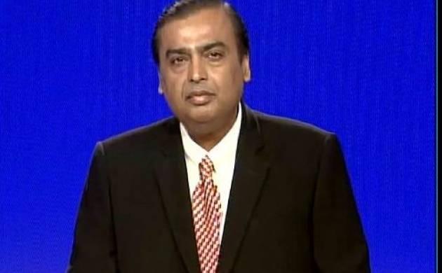 Reliance Industries chief Mukesh Ambani (Image source: twitter.com/ANI_news)