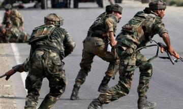 Millitants attack a convoy of Assam Rifle: Nagaland