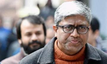 Plaint against Ashutosh for 'comparing' Nehru, Gandhi with expelled minister Sandeep Kumar