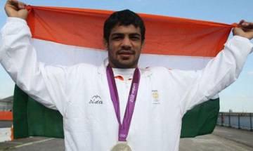 Wrestling Federation of India nominates Olympic medallist wrestler Sushil Kumar for the Padma Bhushan